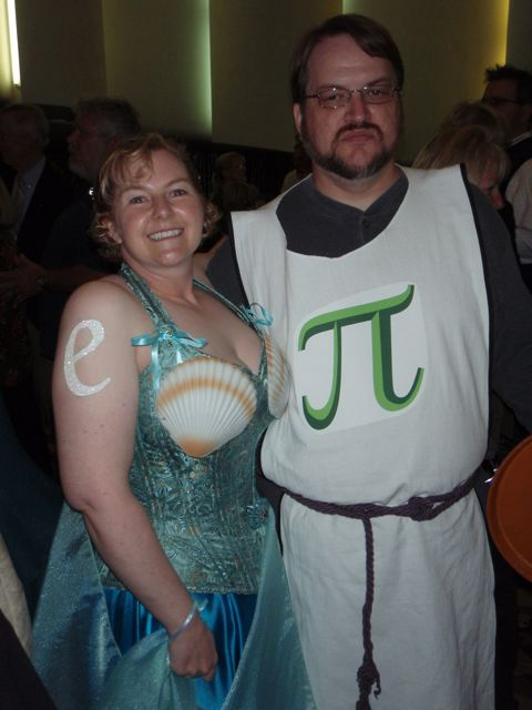 Pi and E